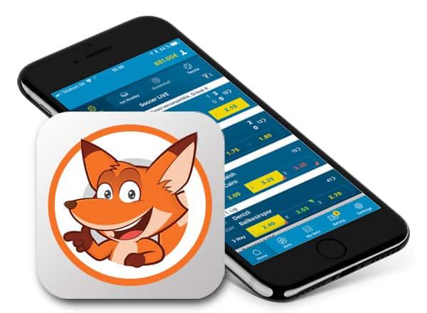 Apps für Sportwetten vom Fuchs erklärt