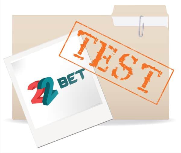 22bet Erfahrung und Test