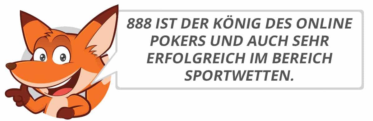 888 Testbericht vom Sportwettenfuchs