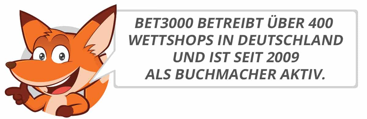 Bet3000 Com Anmelden