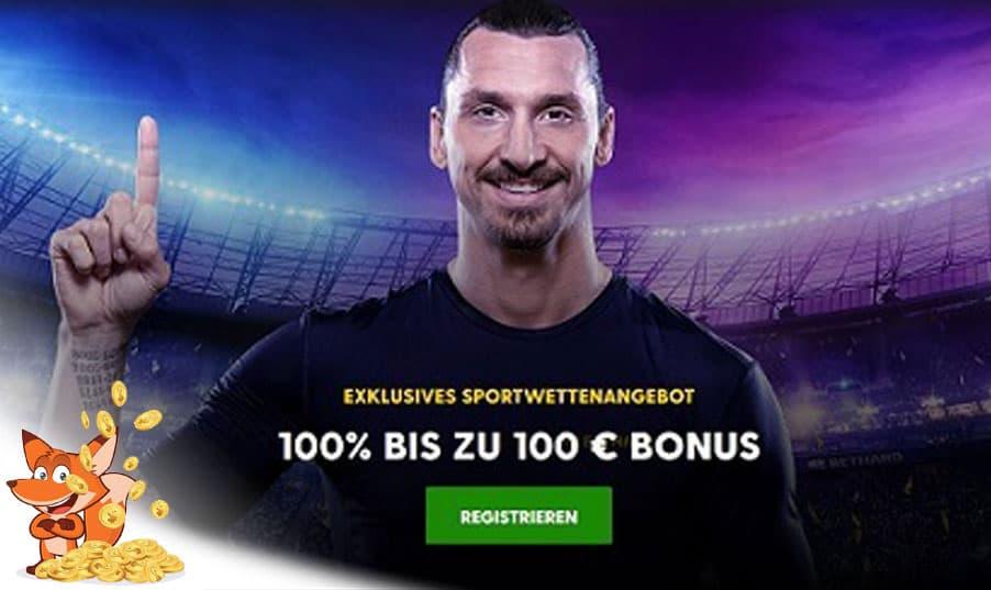 Bethard Sportwetten Bonus
