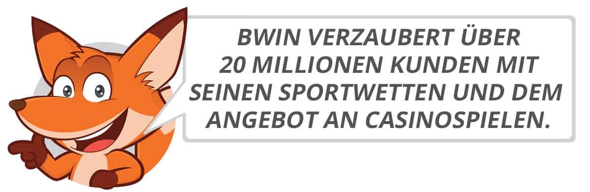 bwin Testbericht vom Sportwettenfuchs