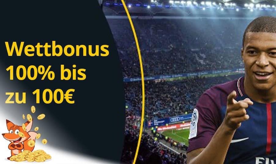 Campeonbet Sportwetten Bonus