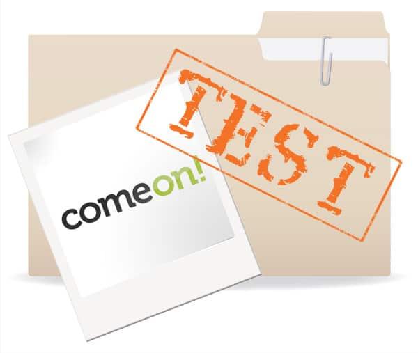 Comeon Erfahrung und Test