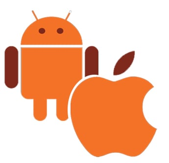 iOS und Android Icon