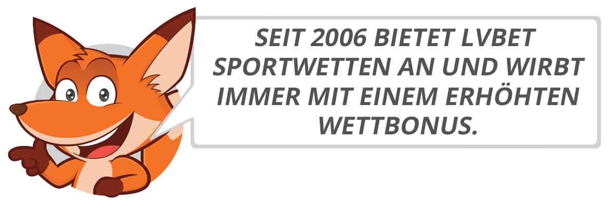 LVBet Testbericht vom Sportwettenfuchs