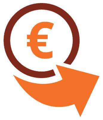 Mindesteinzahlung Icon