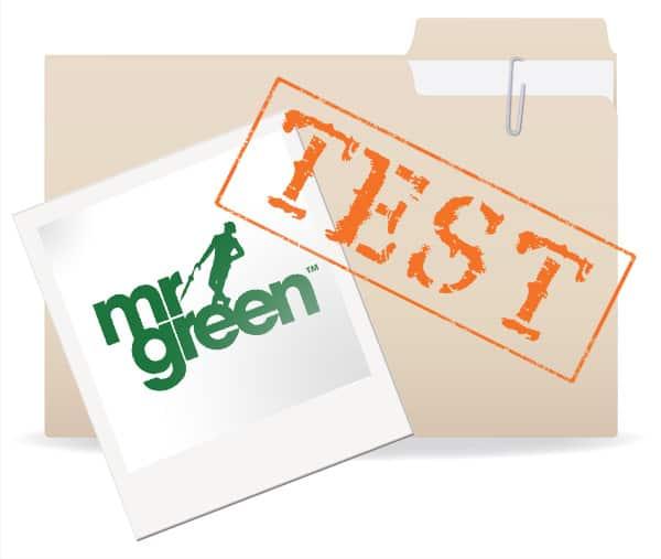 MrGreen Erfahrung und Test
