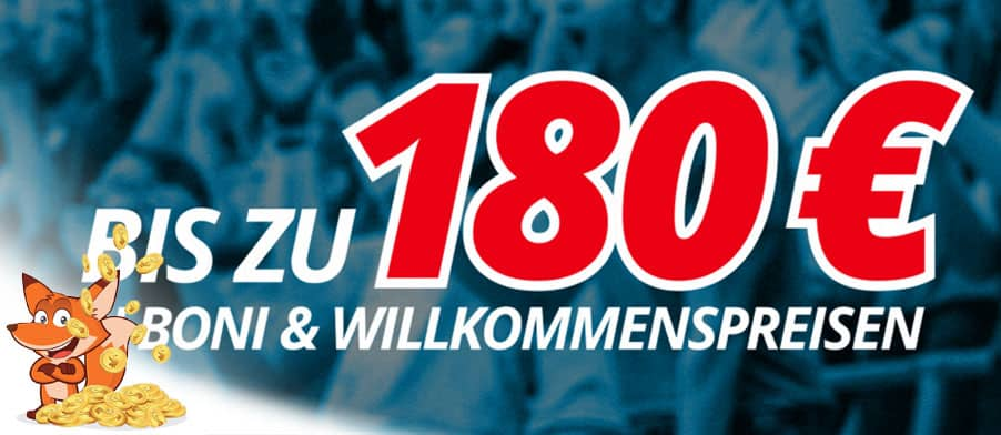 sportingebt Sportwetten Bonus
