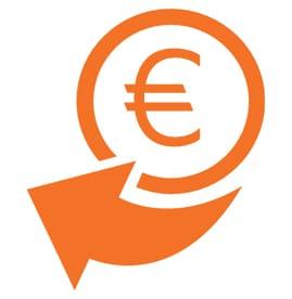 Auszahlung Icon