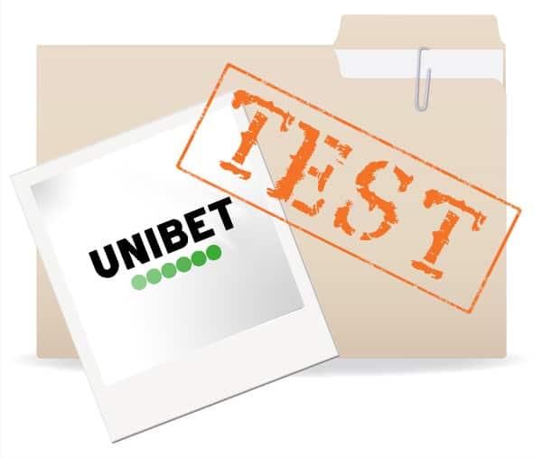 Unibet Erfahrung und Test