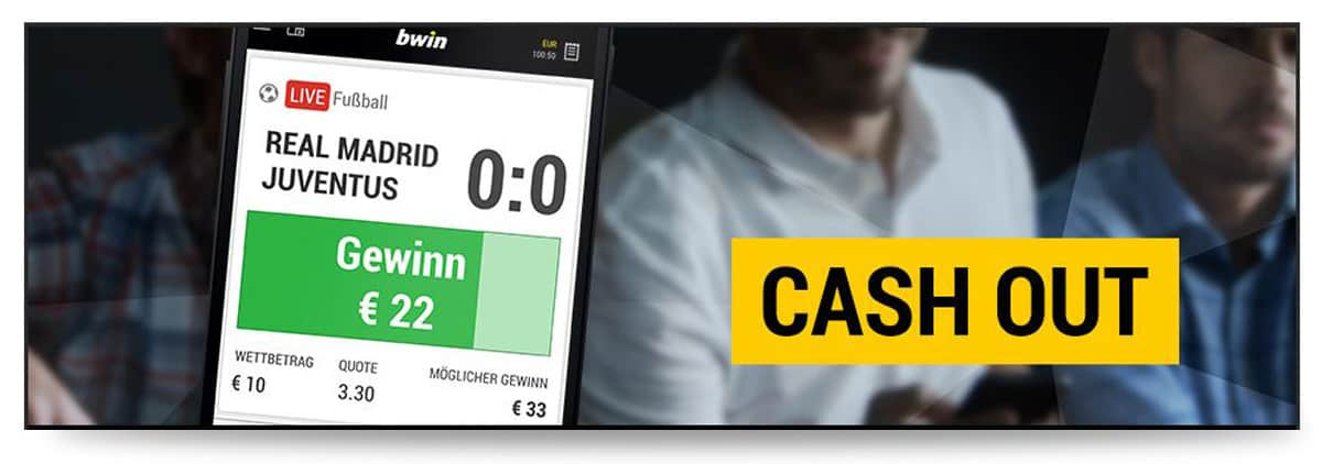 Bwin cash Out Funktion