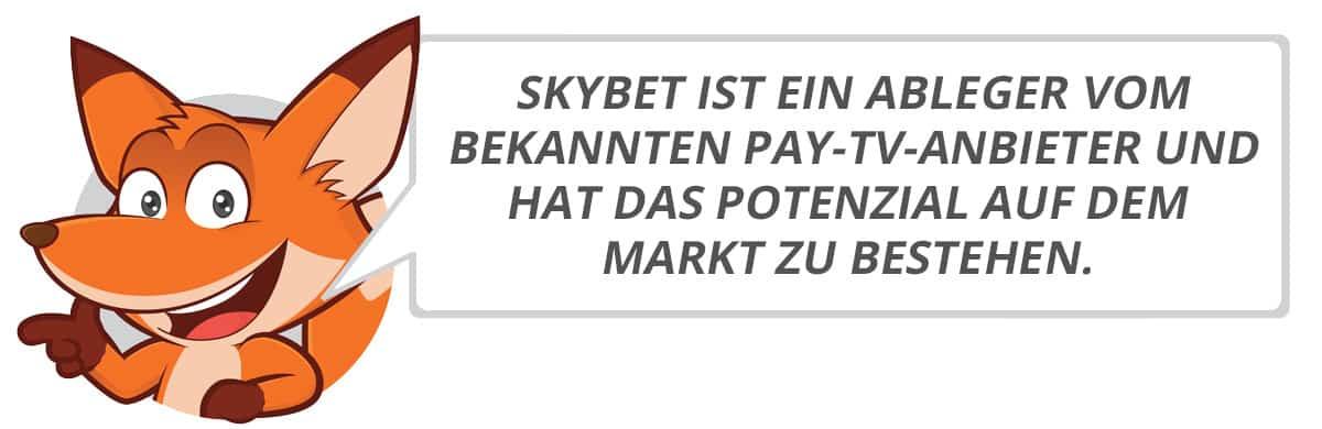 Skybet Testbericht vom Sportwettenfuchs