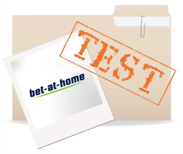 bet-at-home Erfahrung und Test