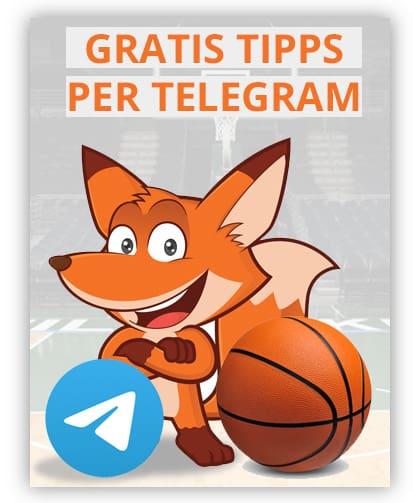 Kostenlose Sportwetten Tipps per Telegram