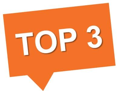 Top 3 Anbieter für Fussball Wetten Icon