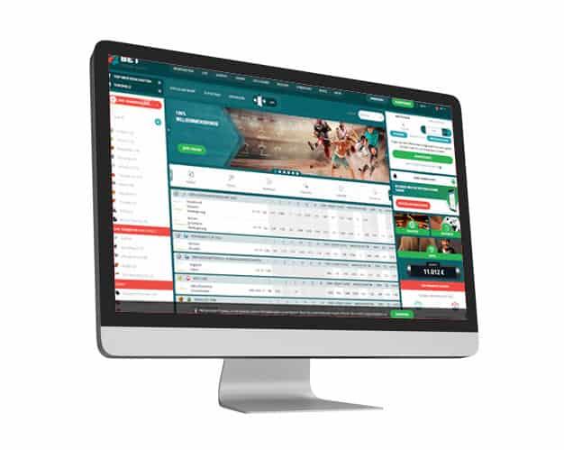22bet Website Desktop