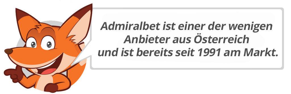 Admiralbet Testbericht