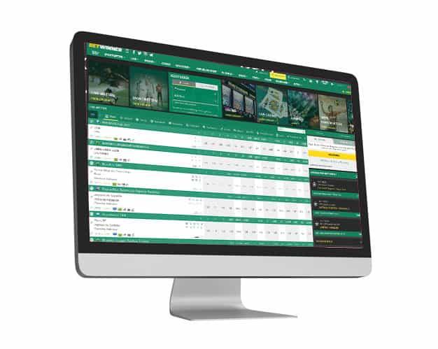 Betwinner Website Desktop