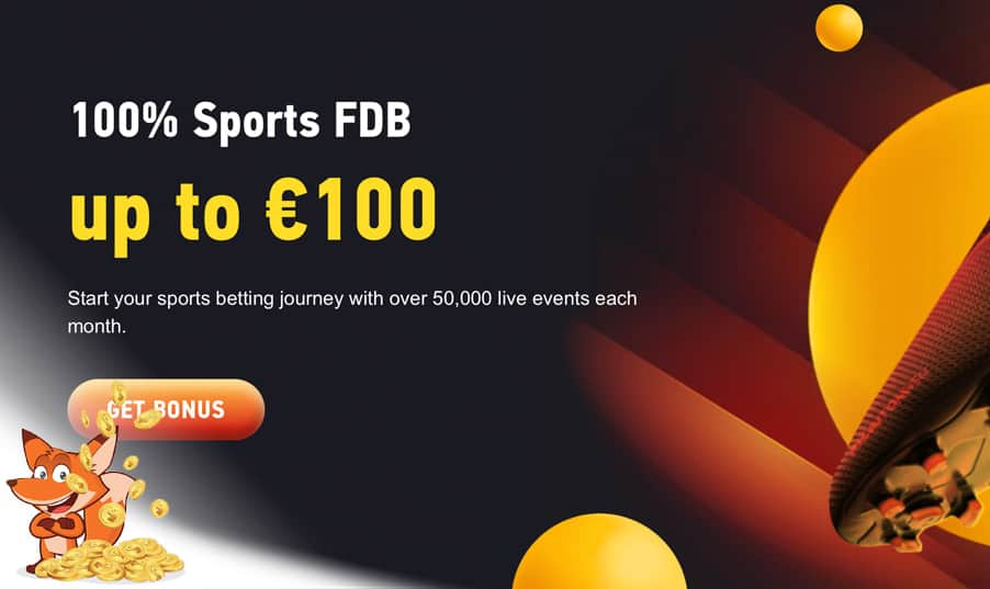 fezbet Sportwetten Bonus