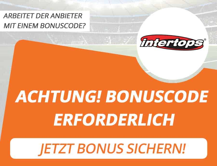 Intertops Bonus Code