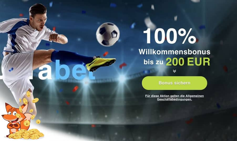 librabet Sportwetten Bonus