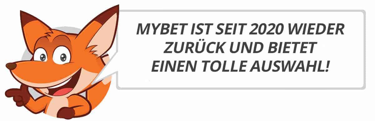 Mybet Testbericht