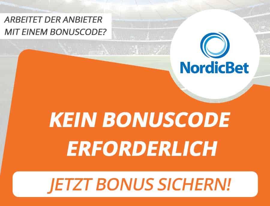 Nordicbet Bonus Code