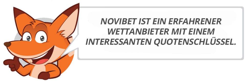 Novibet Testbericht