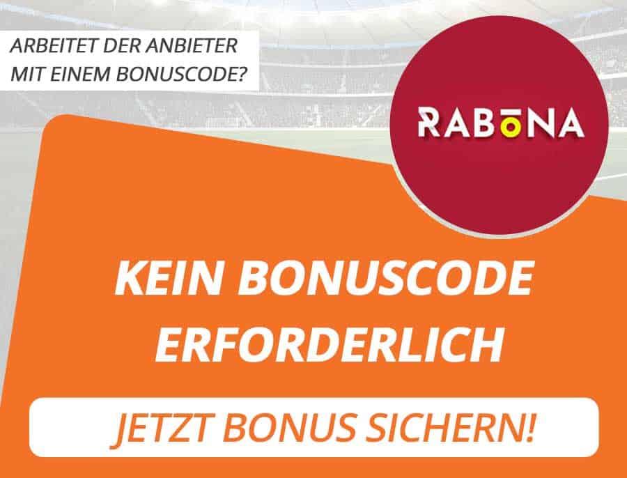 Rabona Bonus Code