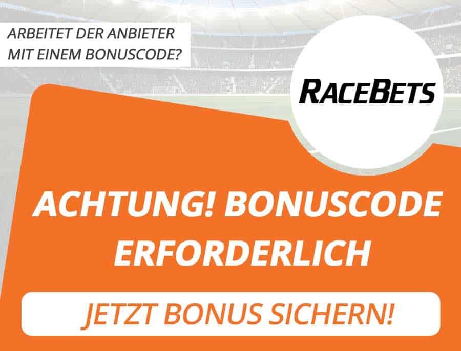 Racebets Bonus Code