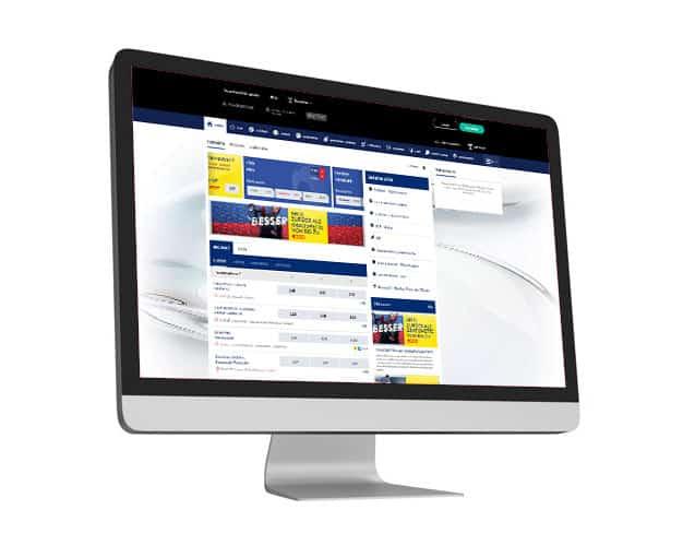 Skybet Website Desktop