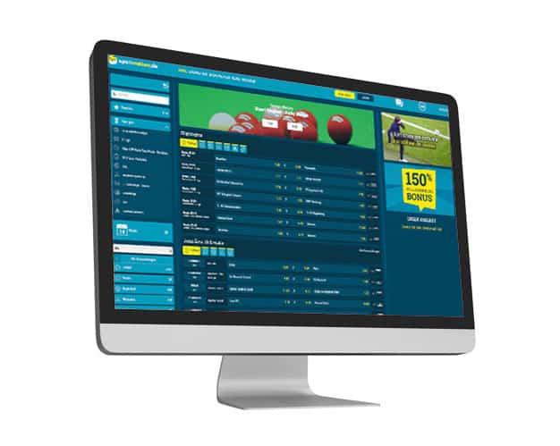 Sportwetten.de Website Desktop