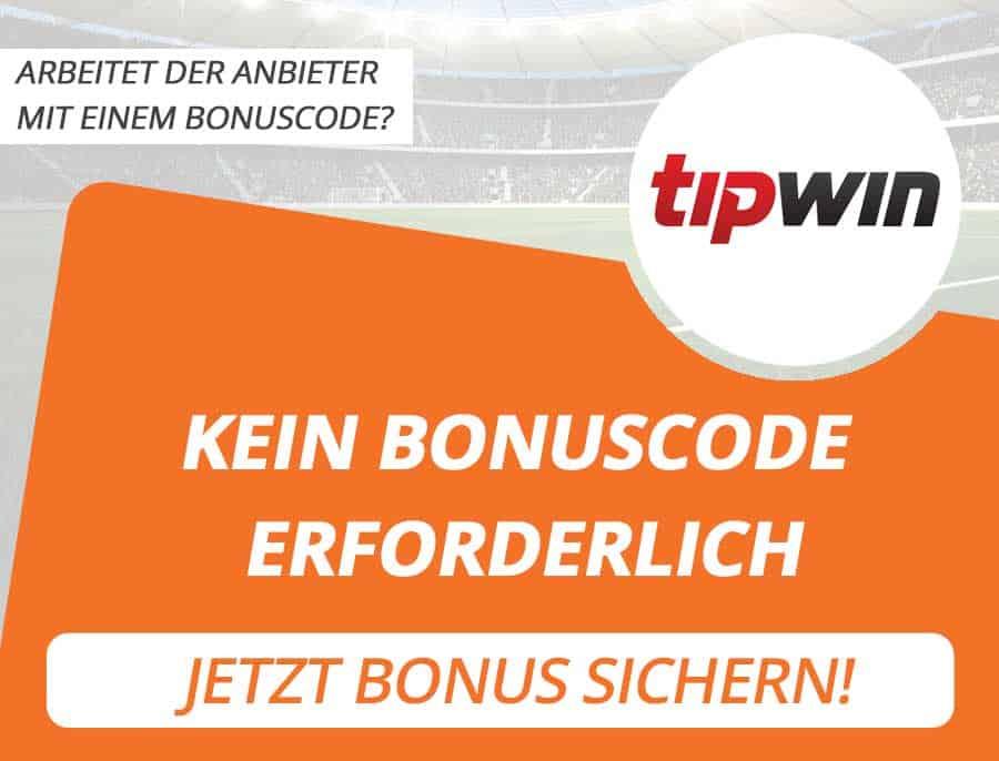 Tipwin Bonus Code