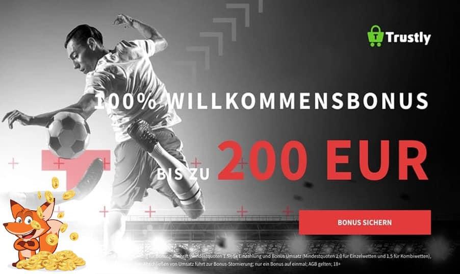 Zulabet Sportwetten Bonus