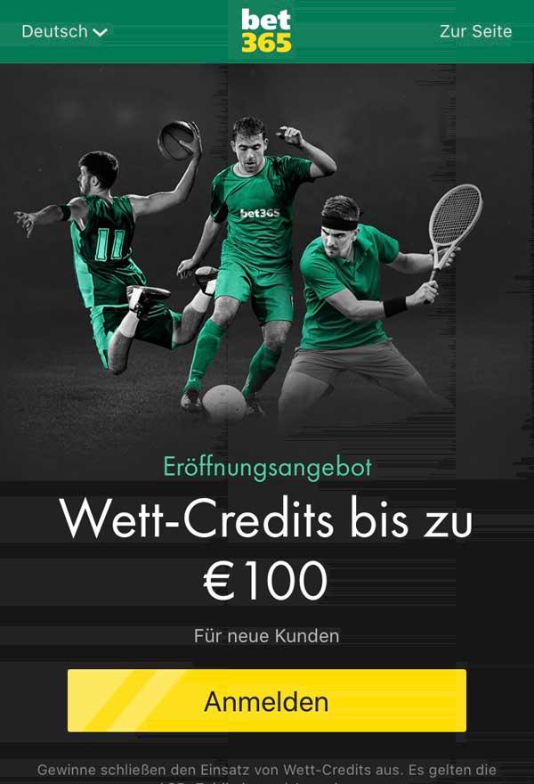 bet365 App Bonus