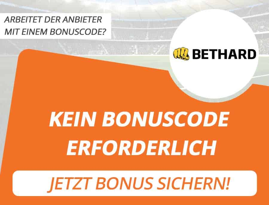 Bethard Bonus Code