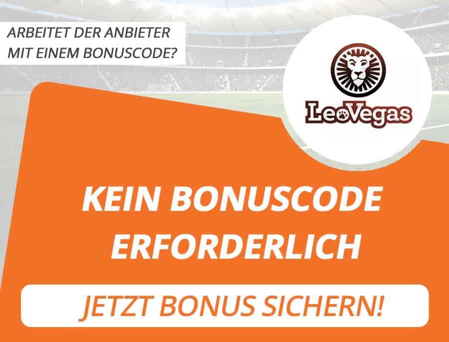 LeoVegas Bonus Code