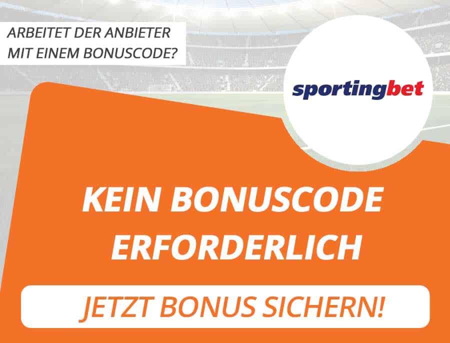 Sportingbet Bonus Code