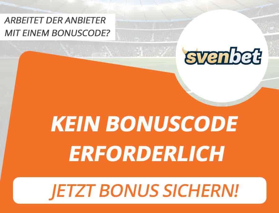 Svenbet Bonus Code