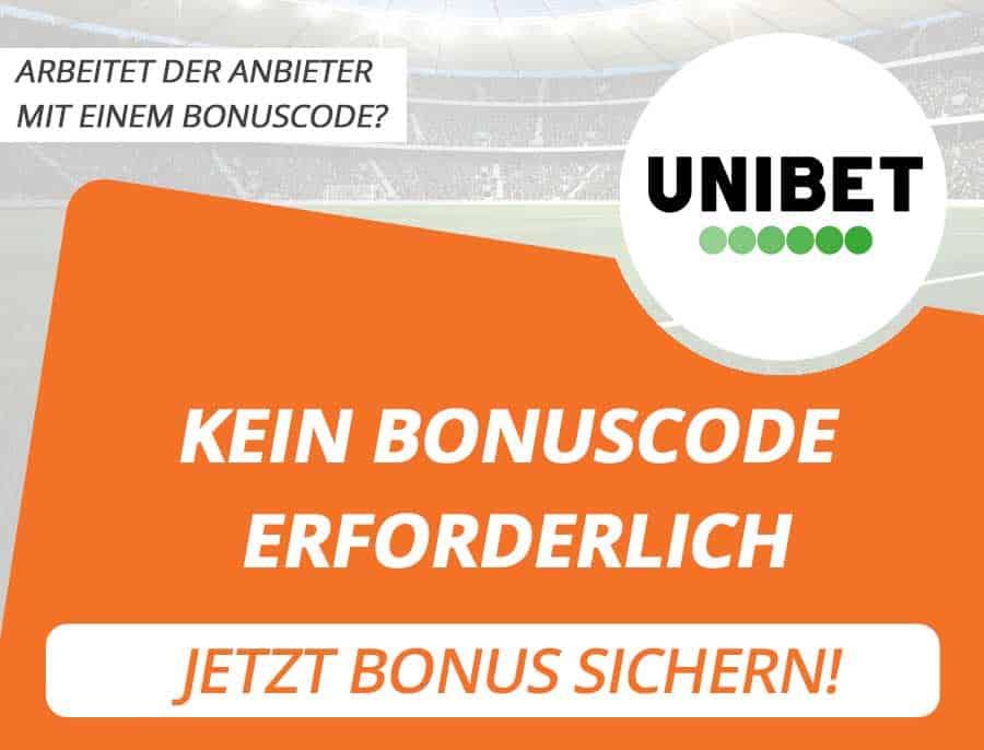 Unibet Bonus Code