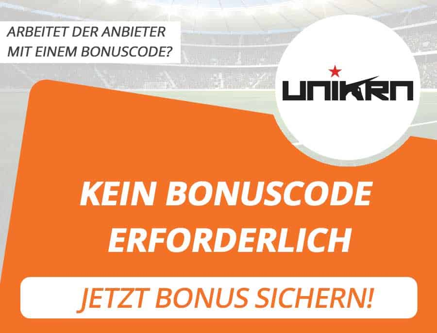 Unikrn Bonus Code